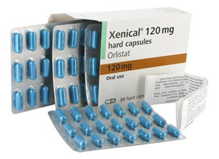 Xenical Blister Pack